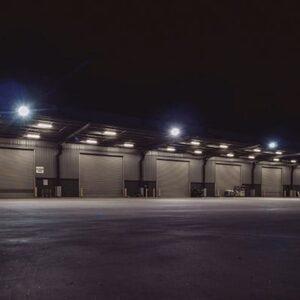 Lyskastere og spotlights